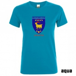 "Astamatitos T-Shirt ""CROATIA"" Women"
