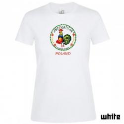 "Astamatitos T-Shirt ""POLAND"" Women"
