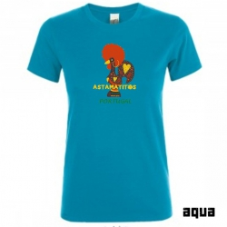 "Astamatitos T-Shirt ""PORTUGAL"" Women"