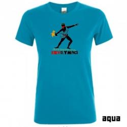 "Astamatitos T-Shirt  ""REVOLYMPICS"" Women"