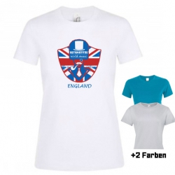 "Astamatitos T-Shirt ""ENGLAND"" Women"