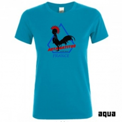 """Astamatitos T-Shirt """"FRANCE"""" Women"""