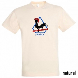 "Astamatitos T-Shirt ""FRANCE"" MEN"