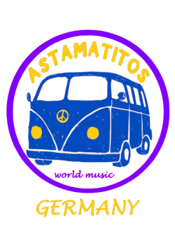 "Astamatitos T-Shirt ""GERMANY"" MEN"