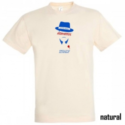 "Astamatitos T-Shirt ""ITALY"" MEN"