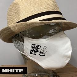 """Premium Baumwoll-Stoffmaske """"ASTA-GRAMMO"""""""