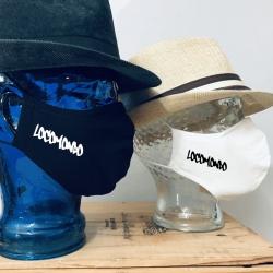 "Premium Baumwoll-Stoffmaske ""LOCOMONDO"""