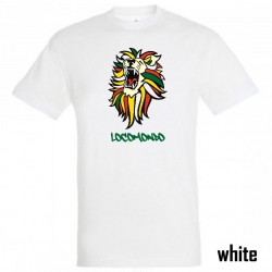 "Locomondo Bandschirt 2017 ""LEON"" Men's, white"
