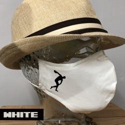 "Premium Baumwoll-Stoffmaske ""OLYMP DISCUS"""