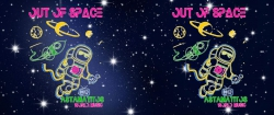 """Astamatitos Tasse """"OUT OF SPACE"""""""