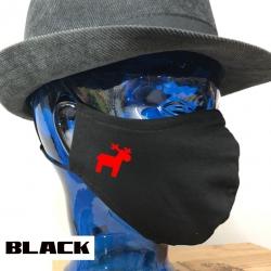 """Premium Baumwoll-Stoffmaske """"RENTIER"""""""