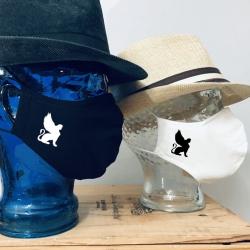 """Premium Baumwoll-Stoffmaske """"SPHINX"""""""