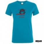 """Astamatitos T-Shirt """"JAPAN"""" Women"""