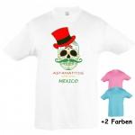 "Astamatitos T-Shirt ""MEXICO"" KIDS"