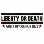 "Astamatitos T-Shirt  ""LIBERTY OR DEATH"" Women"
