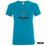 "Astamatitos T-Shirt ""CRETE MINOAN"" Women"