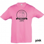 "Astamatitos T-Shirt ""CRETE MINOAN"" KIDS"