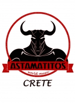 "Astamatitos T-Shirt ""CRETE MINOTAVROS"" MEN"