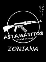 "Astamatitos Hoodie ""CRETE ZONIANA"" Unisex"