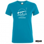 "Astamatitos T-Shirt ""CRETE ZONIANA"" Women"