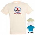 """Astamatitos T-Shirt """"MUSIC REVOLUTION"""" MEN"""