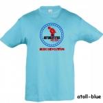 "Astamatitos T-Shirt ""MUSIC REVOLUTION"" KIDS"