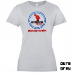 "Astamatitos T-Shirt ""MUSIC REVOLUTION"" Women"