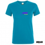 "Astamatitos T-Shirt ""MUSIC WAVE"" Women"