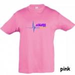 "Astamatitos T-Shirt ""MUSIC WAVE"" KIDS"