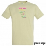 "Astamatitos T-Shirt ""OUT OF SPACE"" MEN"