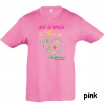 "Astamatitos T-Shirt ""OUT OF SPACE"" KIDS"