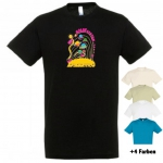 "Astamatitos T-Shirt ""SOLAR SYSTEM"" MEN"