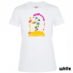 "Astamatitos T-Shirt ""SOLAR SYSTEM"" Women"