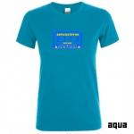 """Astamatitos T-Shirt """"TAPE"""" Women"""
