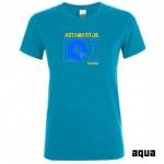 "Astamatitos T-Shirt ""TURNTABLE"" Women"