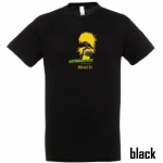 """Astamatitos T-Shirt """"BRAZIL"""" MEN"""