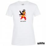 "Astamatitos T-Shirt ""BELGIUM"" Women"