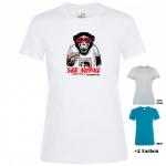 """Astamatitos T-Shirt  """"SEE NOTHING"""" Women"""