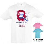 """Astamatitos T-Shirt """"CUBA"""" KIDS"""