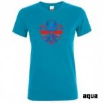 "Astamatitos T-Shirt ""ENGLAND"" Women"