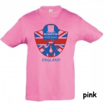 "Astamatitos T-Shirt ""ENGLAND"" KIDS"