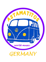"Astamatitos T-Shirt ""GERMANY"" Women"
