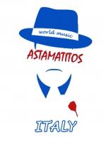 "Astamatitos T-Shirt ""ITALY"" Women"