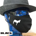 "Premium Baumwoll-Stoffmaske ""DONKEY"""
