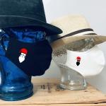 """Premium Baumwoll-Stoffmaske """"HIPSanTER"""""""