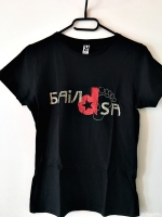 BAiLdSA Sun, Women's, schwarz, beidseitig bedruckt