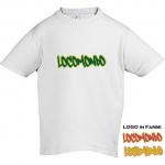 """Locomondo Kids-Shirt """"LOGO-LOCO"""" white"""