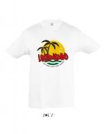 """Locomondo Kids-Shirt """"DEN KANEI KRYO"""" white"""