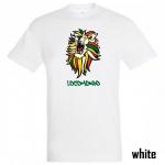 "Locomondo Bandschirt 2017 ""LEON"" Men's, white"