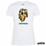 "Locomondo Bandschirt ""LEON"" Women's, white"